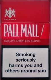 PALL MALL RED 20U.