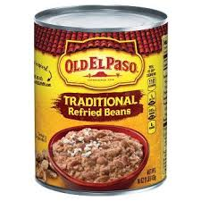 STA. CRUZ RED REFRIED BEANS 227G.