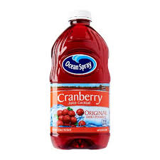 OCEAN SPRAY CRANBERRY ORIGINAL 1.89