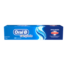 ORAL-B PASTA DENTAL COMPLETE 75ML.
