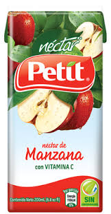 PETIT NECTAR APPLE 1L.