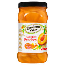OF THE VALLEY NECTAR PEACHES 340ML.
