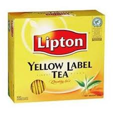 LIPTON YELLOW LABEL TEA 20U.