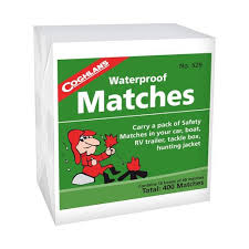 MATCHES 10 BOXES