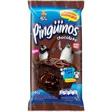 PINGUINOS CHOCOLATE 80G
