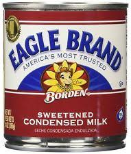 MILK CONDENSED EAGLE BRAND 396G.