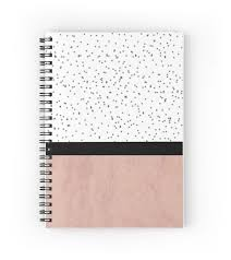 SPRING NOTEBOOK MED.