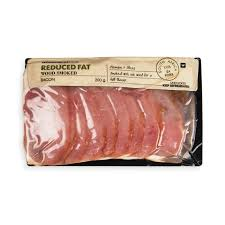 ZAR SMOKED BACON 200G.
