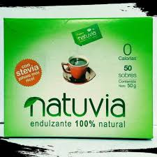 NATUVIA 50 PACKETS 50G
