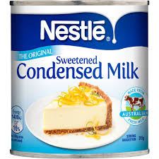 NESTLE MILK CONDENSED 395G.