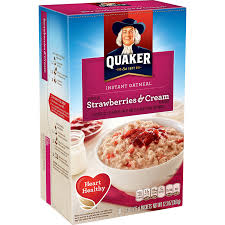 INSTANT OATMEAL WHOLE GRAIN 250G.
