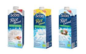 SCOTTI RICE CALCIUM 1LT.