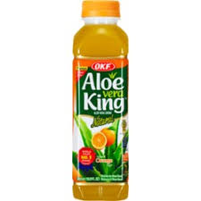 OKF ALOE ARANDANO BLUE 500ML.