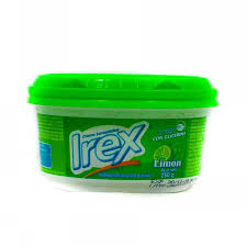 IREX DISHWASHING FLORAL 250G.