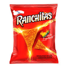 RANCHITAS NACHO EXCITANTE 70G.