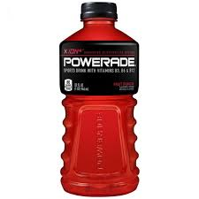 POWERADE FRUITS 400ML.