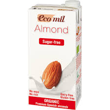 ECOMIL ALMOND NATURE TB 1L.