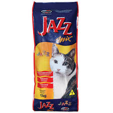 JAZZ MIX FOR CAT 1KG.