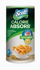 SCOTT CALORIE ABSORB 242G.