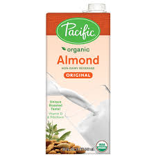 PACIFIC ALMOND ORIGINAL 946ML.