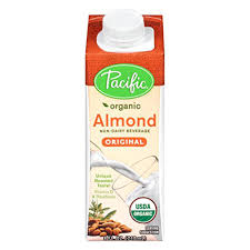 PACIFIC ALMOND VANILLA 240ML.