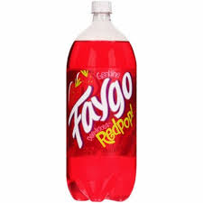 FAYGO DEE-LICIOUS COLA 355ML.