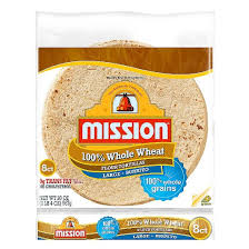 MISSION TORTILLA WHEAT 10U.