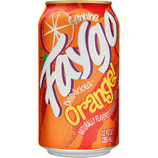 FAYGO ORANGE 355ML.