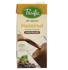PACIFIC HAZELNUT CHOCOL. 946ML.