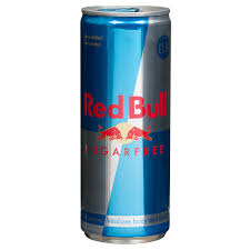 RED BULL SUGAR FREE 250ML.