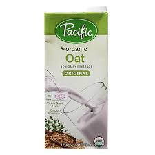 PACIFIC ORGANIC OAT VANILLA 946ML.