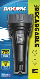 RAYOVAC R7LED RECARGABLE