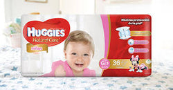 HUGGIES ACTIVE SEC G/3 10U.