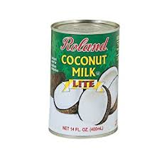 ROLAND ORGANIC COCONUT MILK 400ML.