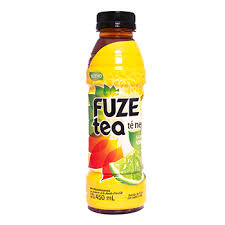 FUZE TEA MANGO / MANZANILLA 450ML.