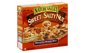 NATURE VALLEY SWEET & SALTY NUT 210G.