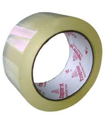 TRANSPARENTE PACKING TAPE 2