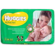 HUGGIES ACTIVE SEC XG/4 42UNDS