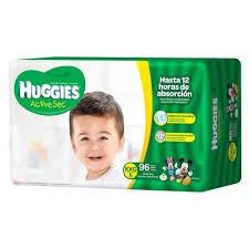 HUGGIES ACTIVE SEC XXG/5 8U.