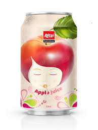 FRUIT APPLE 330ML.