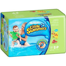 HUGGIES LITTLE SWIMMERS SP 7-12KG.