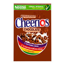 NESTLE CHEERIOS CHOCOLATE 480G.