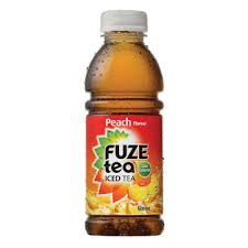 FUZE TEA MELOCOTON 450ML.