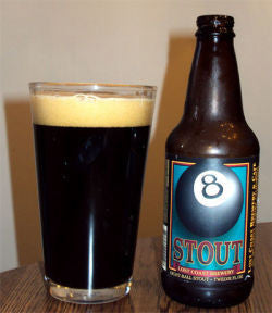 BEER 8 BALL STOUT 12 PACK