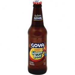 GOYA GINGER BEER 355ML.