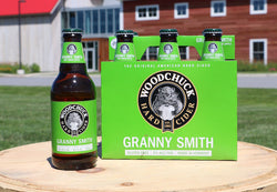 WOODCHUCK BEER GRANNY SMITH 6PACK GREEN APPLE