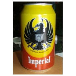 BEER IMPERIAL REGULAR 355ML