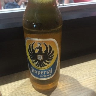 BEER IMPERIAL LIGHT 1 LITER
