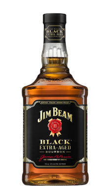 JIM BEAM BLACK 750ML.