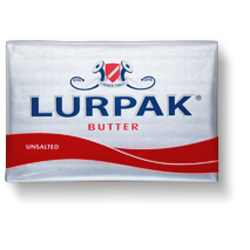 LURPAK BUTTER WITHOUT SALT 200G.